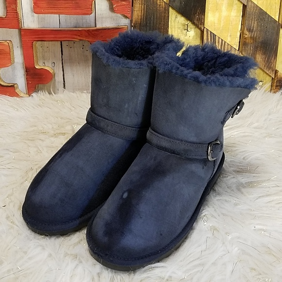 Shoes | Fur Lined Boots Kids Size 3